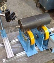 ProArc Automatic Welding Lathe with 1000kg Pipe Rotators