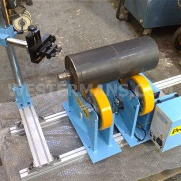 ProArc Automatic Welding Lathe Welder with 1000kg Pipe Rotators