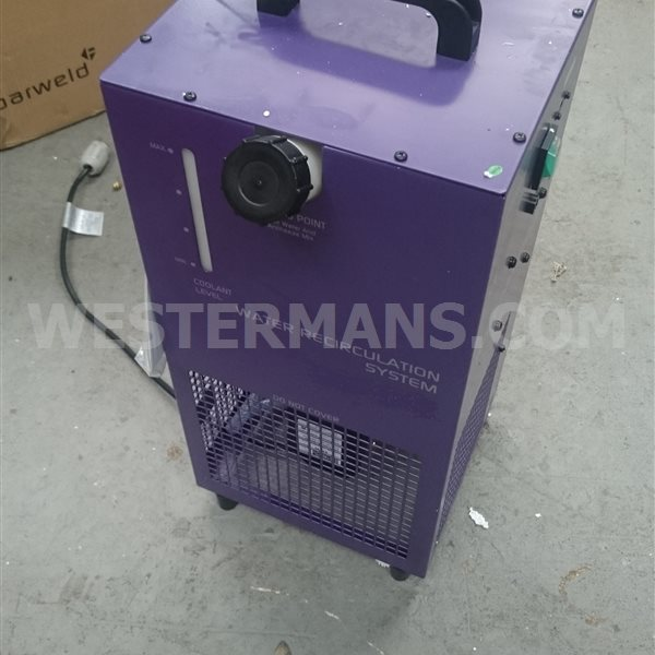 New Water Coolers - Suitable for TIG and MIG Welders