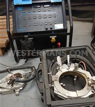 Orbitec orbitrans IV orbital welding system with open head