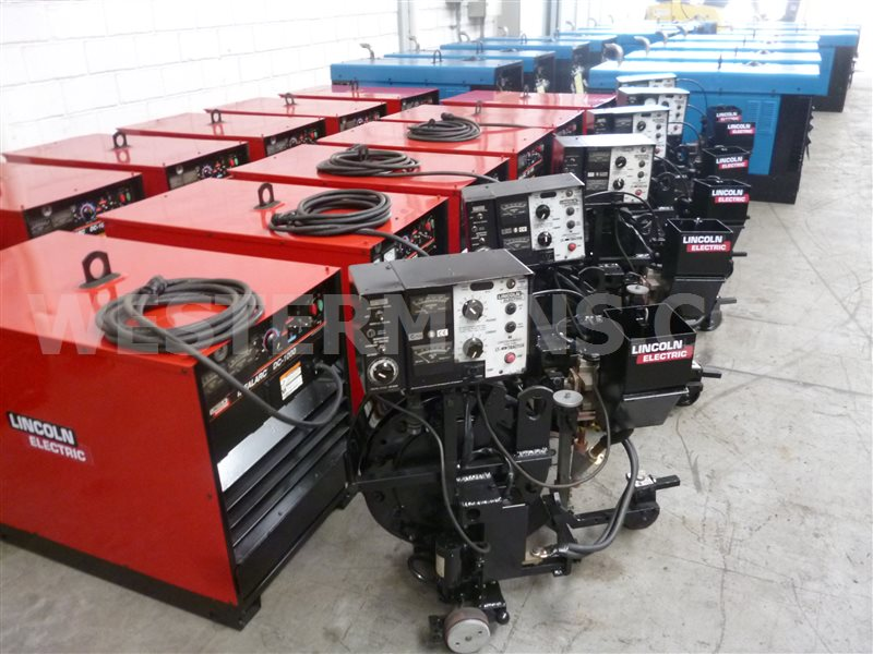 Lincoln LT7 Submerged Arc Welding Tractor