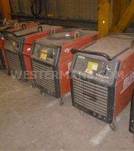 Murex 413s mig welder with 244 4 x 4 feed units