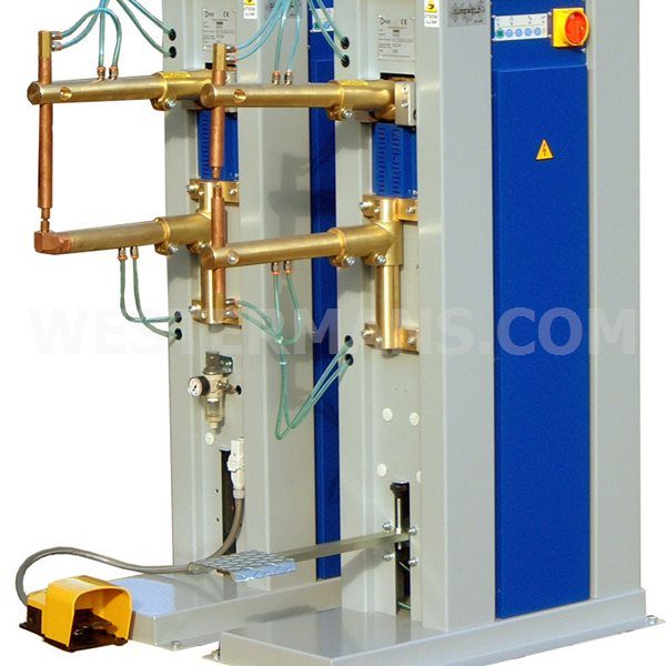 New Resistance Spot Welding Machines Type PB/PBP 15/25/35KVA Rocker Arm 400V