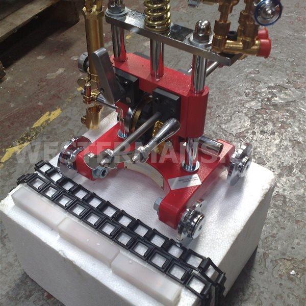 New Manual Chain Pipe Cutting Machine