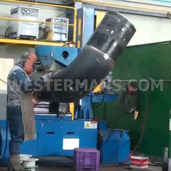 Pipe Spool Rotator, Capacity 5000kg
