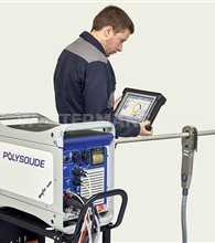 New Polysoude P4-3 Orbital Welding Power Source AMI and Swagelok heads can be used