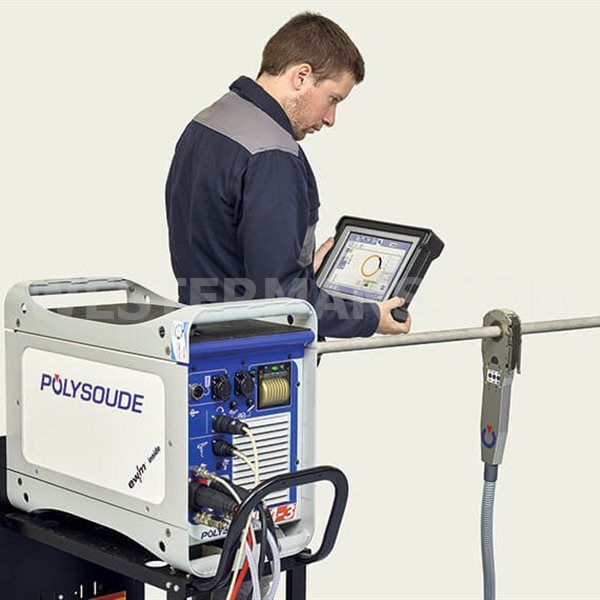 New Polysoude P4-3 can be used with AMI or Swagelok heads