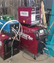 Thermal Arc Powermaster 400SP Plasma Welding System - New