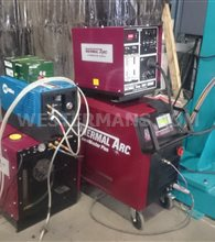 Thermal Arc Powermaster 400SP Plasma Welding System - New
