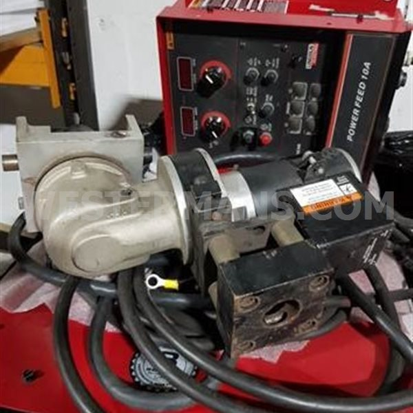 Lincoln 1000 ac/dc Powerwave Power Source or with power feed subarc head