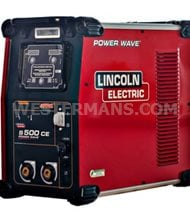 New Lincoln Powerwave S500 CE Inverter Power Source