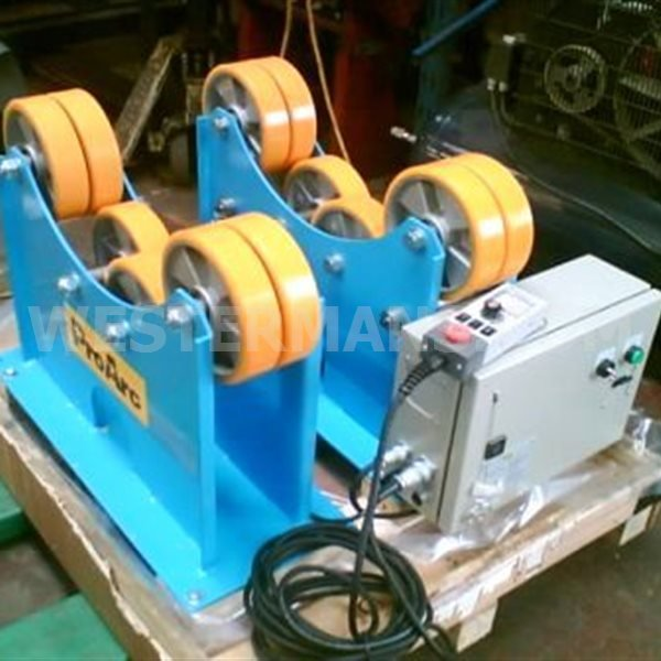 ProArc TR-3504 3500kg Conventional Welding Rotators - Turning Rolls - Not made in China