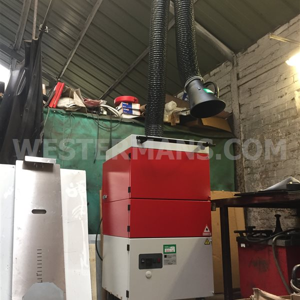 ProtectoAir Mobile Fume Extraction System