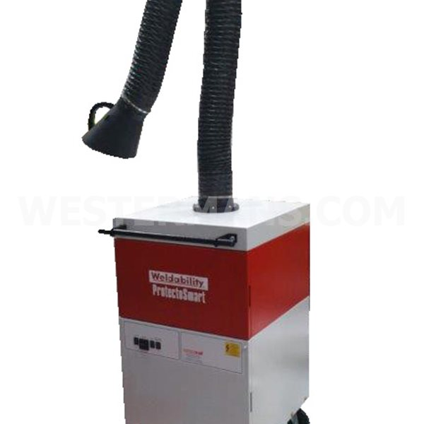 ProtectoSmart Industrial Vacuum Extraction System