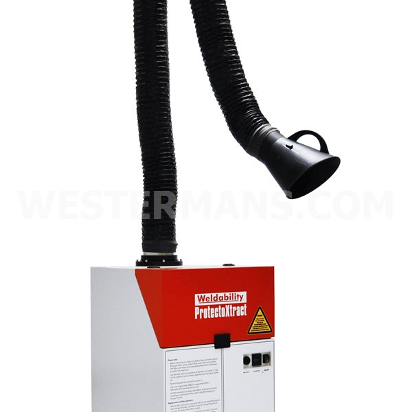 ProtectoXtract Portable, High Efficiency Extraction System