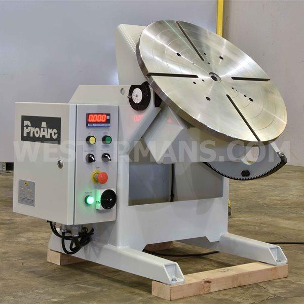 ProArc PT-3000 Conventional Welding Positioner, 3000kg Capacity