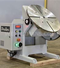 ProArc PT-2000 Conventional Welding Positioner, 2000kg Capacity