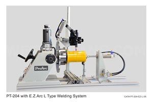 ProArc L Type Automatic Lathe Welding System