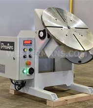 ProArc PT-5000 Conventional Welding Positioner, 5000kg Capacity