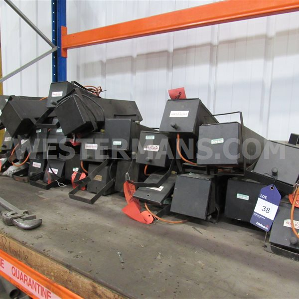 Welding Rod Quivers ovens