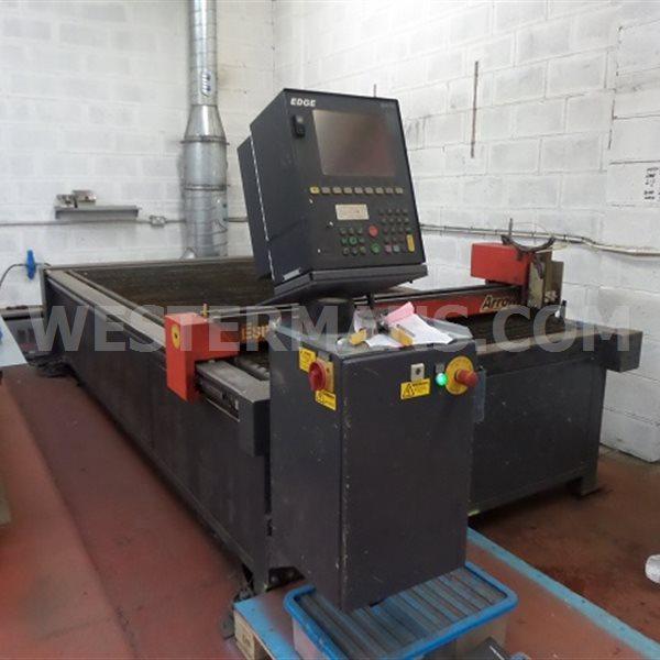 Esprit Arrow CNC Plasma Profile Cutting Machine with Hypertherm PowerMax 600 Plasma Cutting Unit