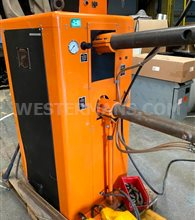Meritus AS 75 kva Resistance Spot Welder with Water Cooled Arms