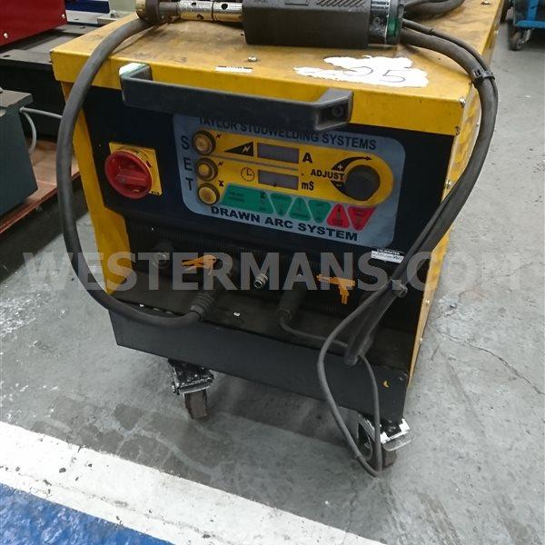 Taylor Stud Drawn Arc Welding System, Model 1600E