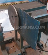 250kg Welding Positioner Head Stock with Idler Support