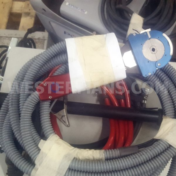 Polysoude P4 Orbital Welder with UHP1500,mu40,MU65 closed heads from 1.6 to 65MM