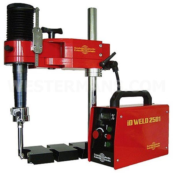 Eutectic Castolin ID Weld 2501 Internal Bore Welding Machine