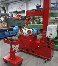 Pipe Spool Rotator, Capacity 5000kg