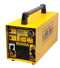 Taylor Stud Welding System 800 DA Stud Welding Machine with drawn arc hand tools