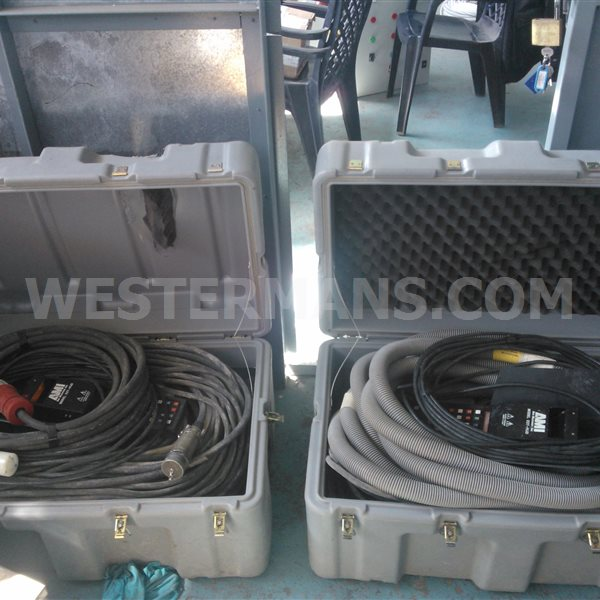 AMI 227 Orbital Tube and Pipe Welding Systems water cooled